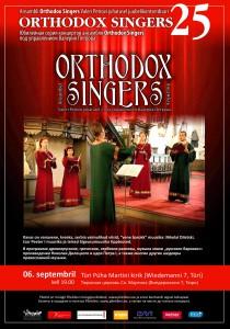 orthodox singers 06.09